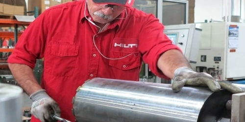 Hilti plant Los Angeles USA
