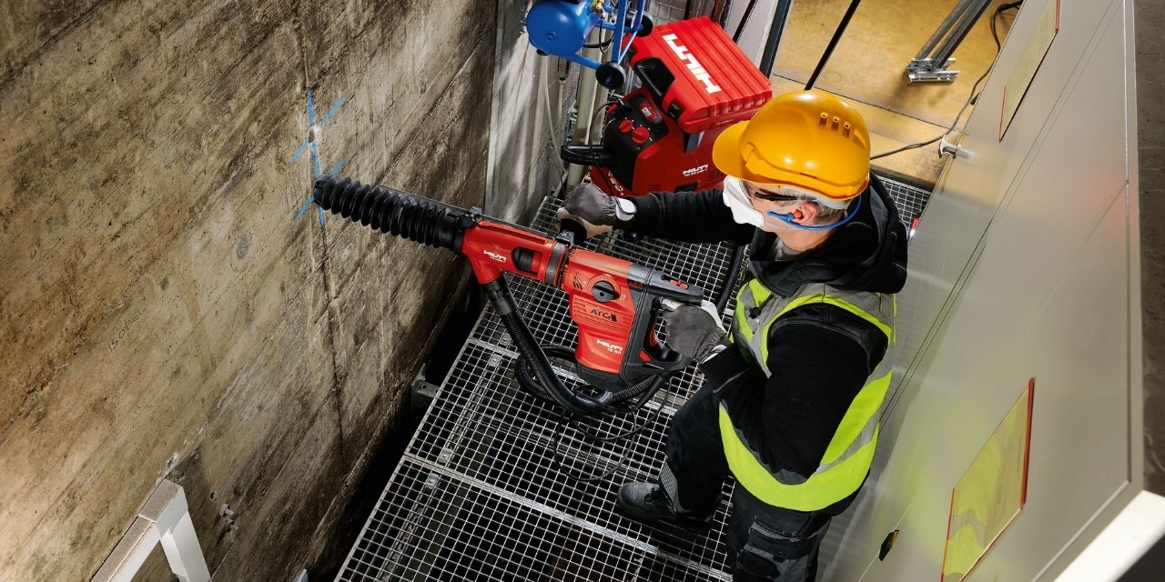 Health and safety at Hilti